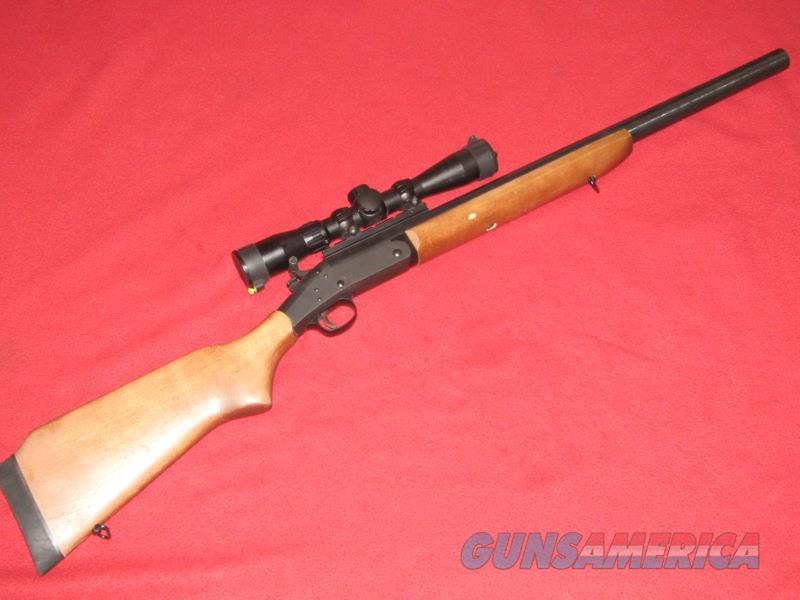 H&R Ultra Slug Shotgun (12 Ga.)  Guns > Shotguns > Harrington & Richardson Shotguns