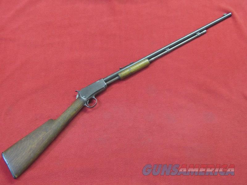 Winchester 1906 Rifle (.22 S-L-LR)  Guns > Rifles > Winchester Rifles - Modern Pump