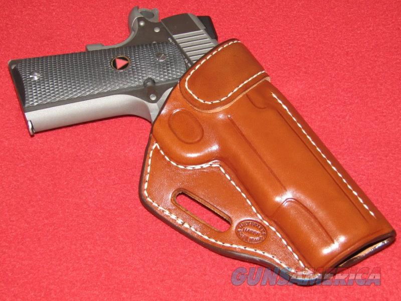 Milt Sparks 55BN Holster (1911 Government)  Non-Guns > Holsters and Gunleather > 1911
