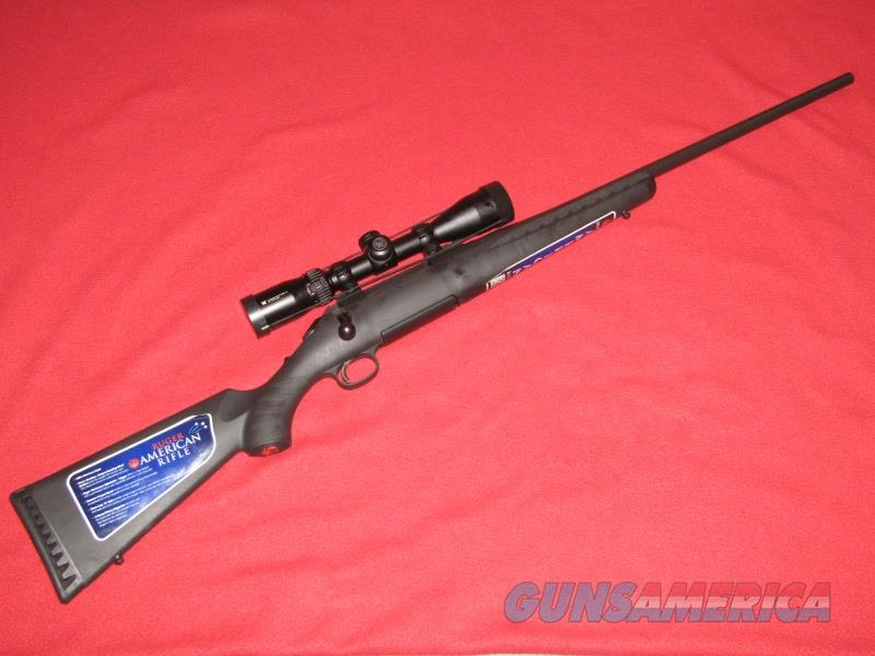 Ruger American Vortex Combo Rifle (.30-06)  Guns > Rifles > Ruger Rifles > American Rifle