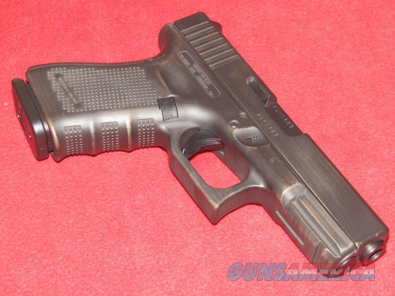 Glock 19 Gen 4 Spartan Pistol (9mm)  Guns > Pistols > Glock Pistols > 19/19X