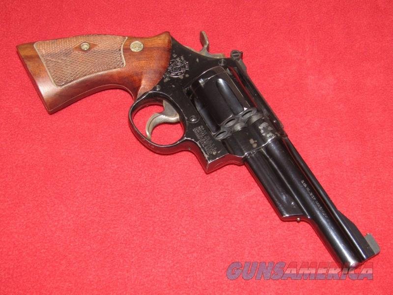S&W Pre-27 Revolver (.357 Mag.)  Guns > Pistols > Smith & Wesson Revolvers > Full Frame Revolver