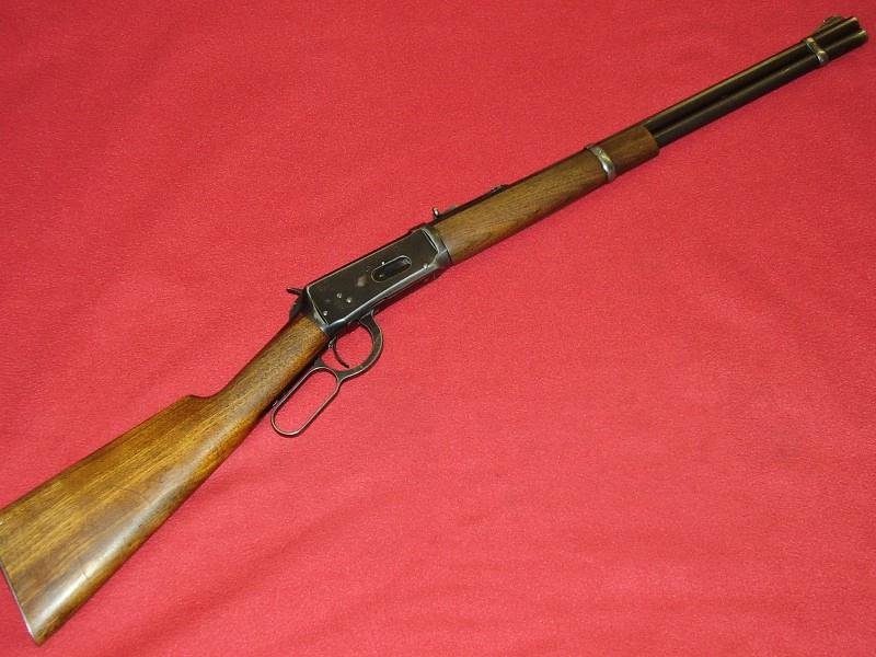 Winchester Model 94 Rifle (.30-30)  Guns > Rifles > Winchester Rifles - Modern Lever > Model 94 > Pre-64