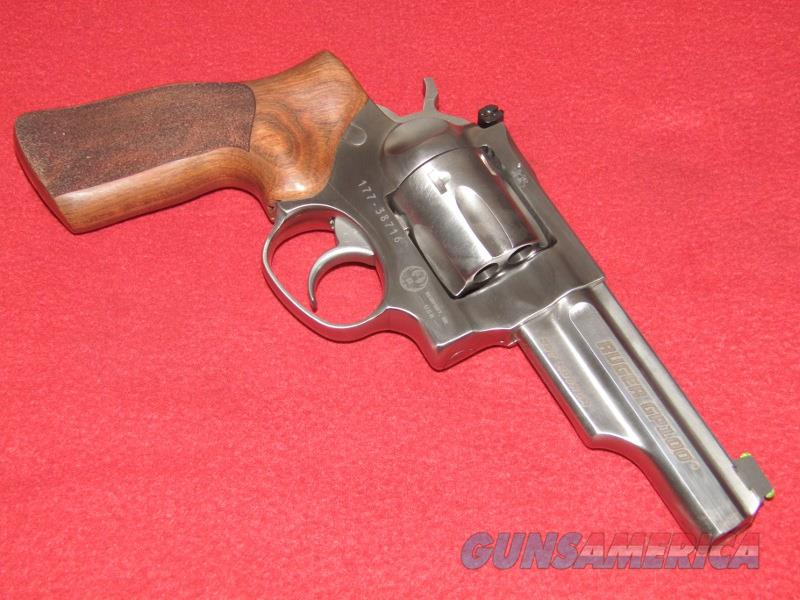 Ruger GP100 Match Champion Pistol (.357 Mag.)  Guns > Pistols > Ruger Double Action Revolver > GP100