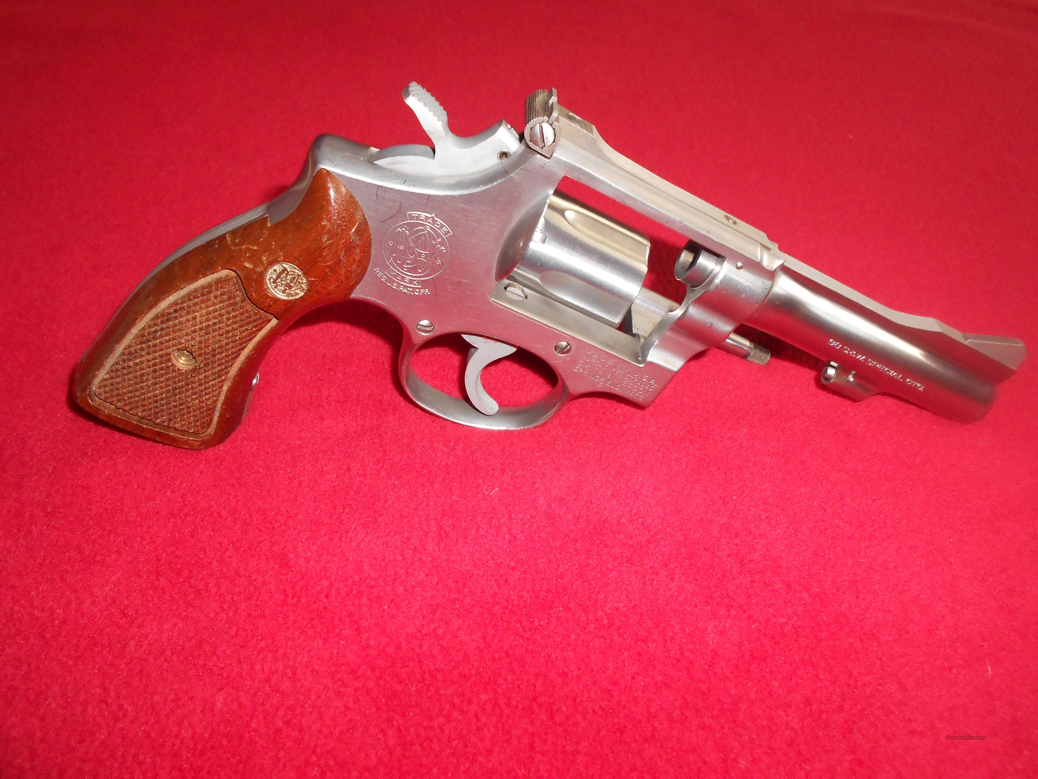 Smith&Wesson  Mod-67  .38spcl  Guns > Pistols > Smith & Wesson Revolvers > Full Frame Revolver