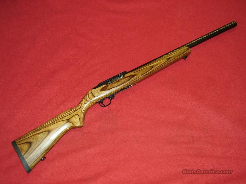 Ruger 10-22 Target Rifle (.22 LR)  Guns > Rifles > Ruger Rifles > 10-22