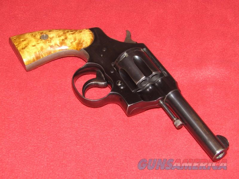 Colt Army Special Revolver (.38 Special)  Guns > Pistols > Colt Double Action Revolvers- Modern