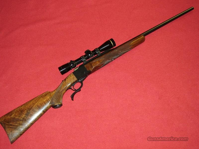 Ruger No. 1 Rifle (.270)  Guns > Rifles > Ruger Rifles > #1 Type