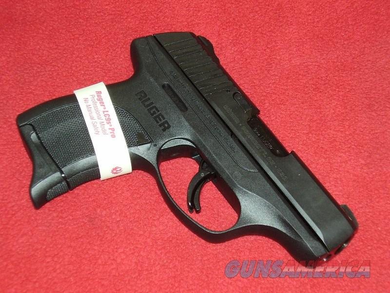 Ruger LC9S Pro Pistol (9mm)  Guns > Pistols > Ruger Semi-Auto Pistols > LC9