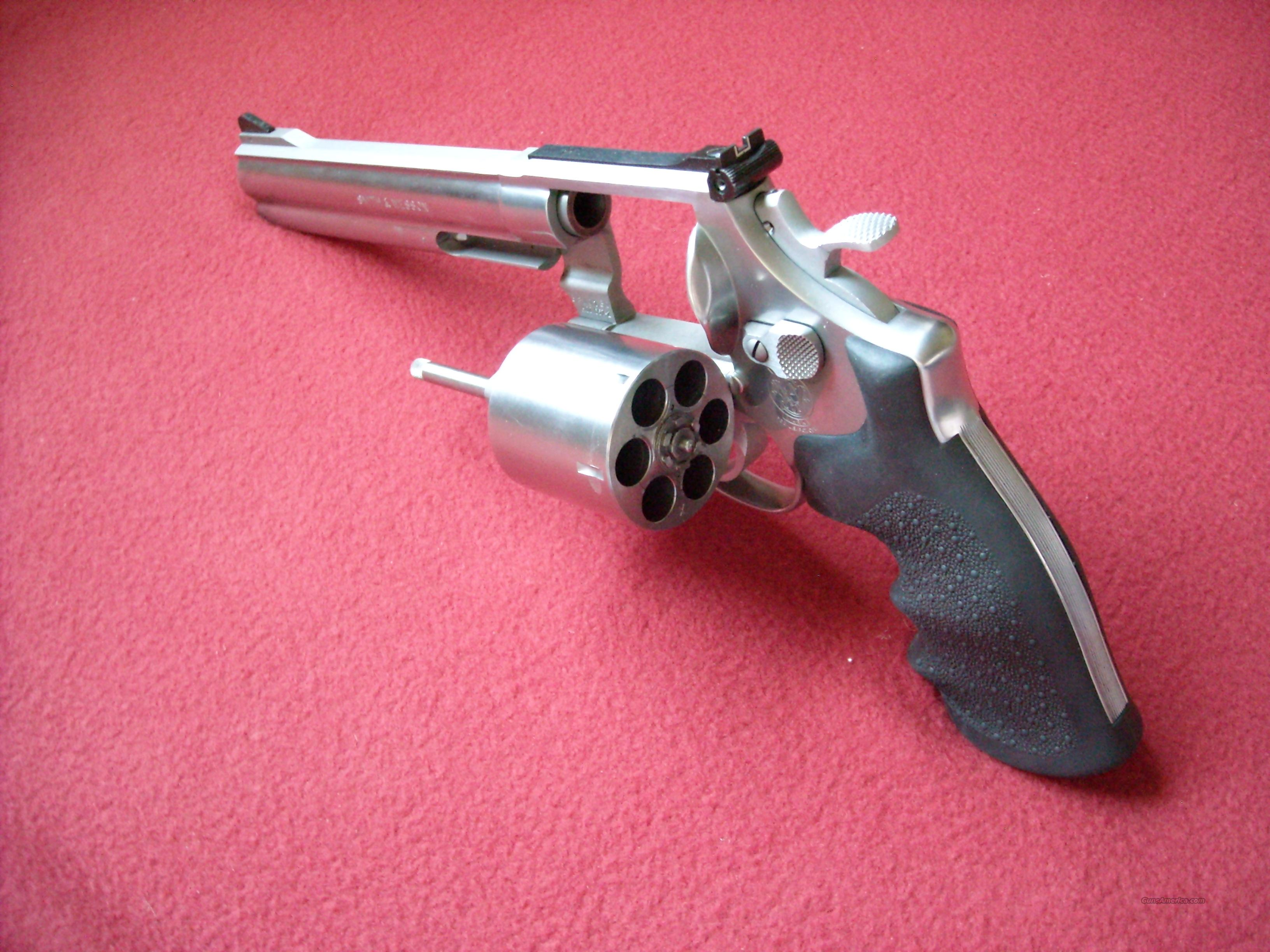 Smith & Wesson 657-2 Classic Hunter .41Mag  Guns > Pistols > Smith & Wesson Revolvers > Full Frame Revolver