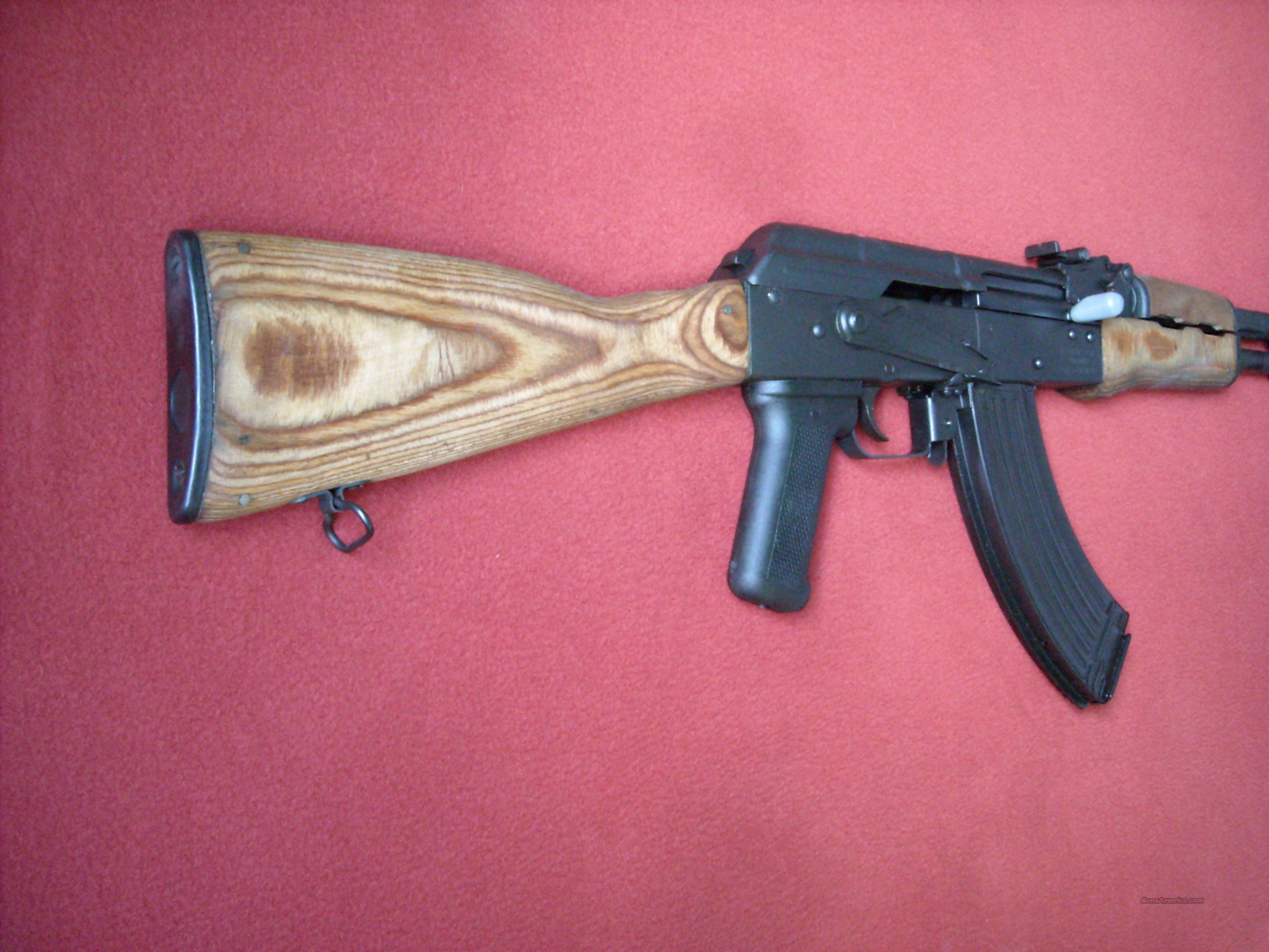 Century Arms WASR AK-47  7.62x39mm  Guns > Rifles > AK-47 Rifles (and copies) > Full Stock