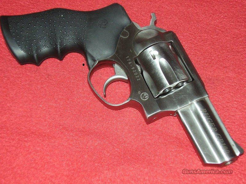 Ruger GP100 Revolver (.357 Mag.)  Guns > Pistols > Ruger Double Action Revolver > Security Six Type