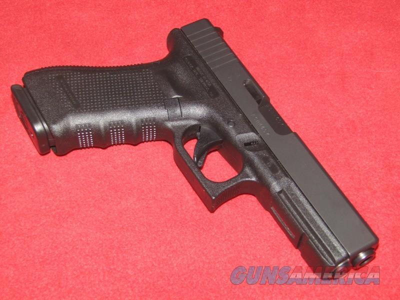 Glock 17 Gen 4 Talo Pistol (9mm)  Guns > Pistols > Glock Pistols > 17