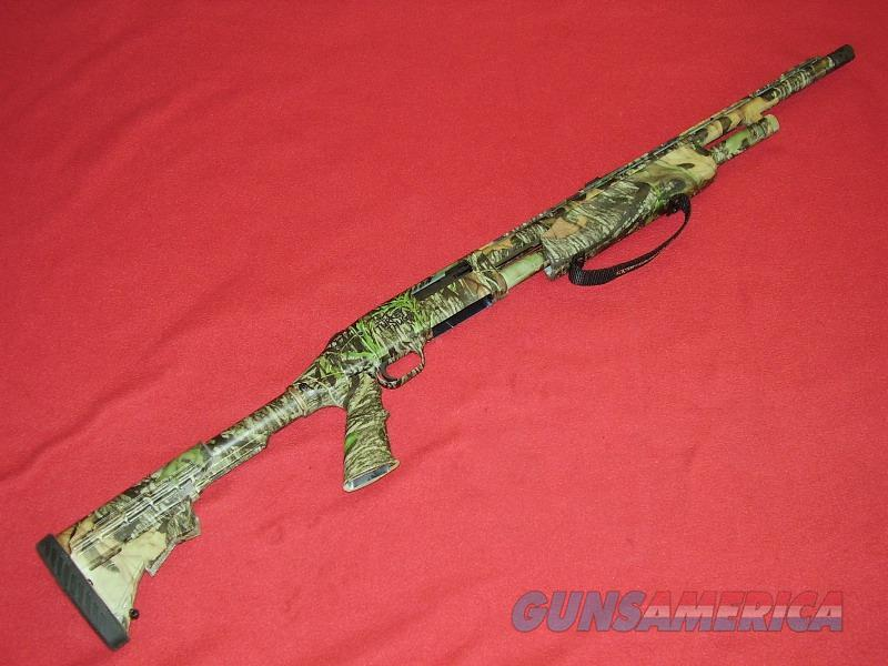 Mossberg 500 Turkey Thug Tactical Shotgun (20 Ga.)  Guns > Shotguns > Mossberg Shotguns > Pump > Tactical