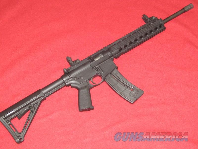 S&W M&P 15-22 Rifle (.22 LR)  Guns > Rifles > Smith & Wesson Rifles > M&P
