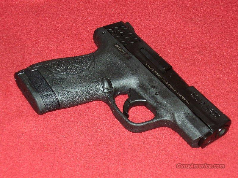 S&W M&P Shield Pistol (9mm)  Guns > Pistols > Smith & Wesson Pistols - Autos > Shield
