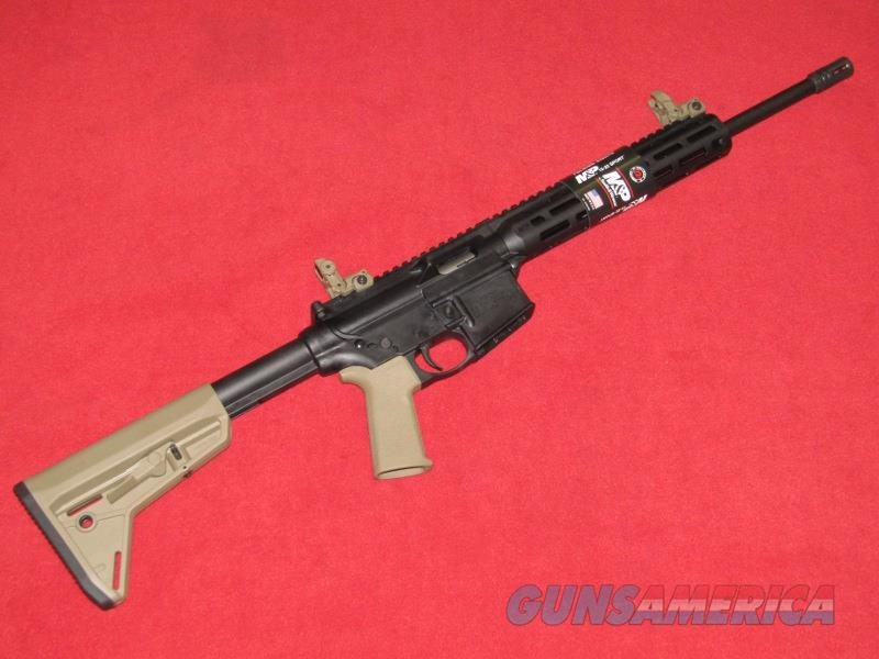 S&W M&P 15-22 Sport Rifle (.22 LR)  Guns > Rifles > Smith & Wesson Rifles > M&P