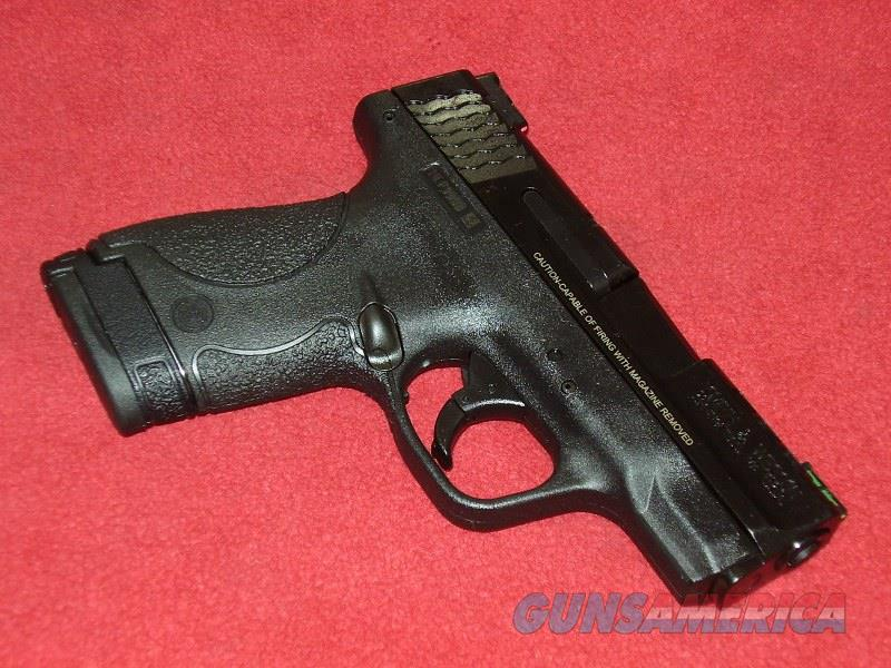 S&W M&P Ported Shield Pistol (9mm)  Guns > Pistols > Smith & Wesson Pistols - Autos > Shield