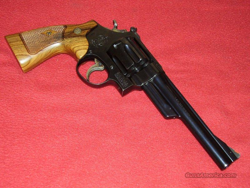 S&W Model 27-2 Revolver (.357 Mag.)  Guns > Pistols > Smith & Wesson Revolvers > Full Frame Revolver