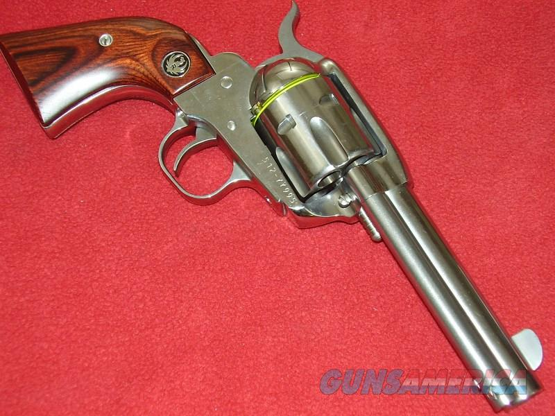 Ruger New Vaquero Revolver (.45 Colt)  Guns > Pistols > Ruger Single Action Revolvers > Cowboy Action