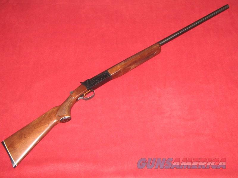 Winchester 37A Shotgun (12 Ga.)  Guns > Shotguns > Winchester Shotguns - Modern > Bolt/Single Shot