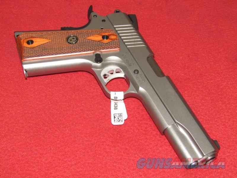 Ruger SR1911 Pistol (.45 ACP)  Guns > Pistols > Ruger Semi-Auto Pistols > 1911