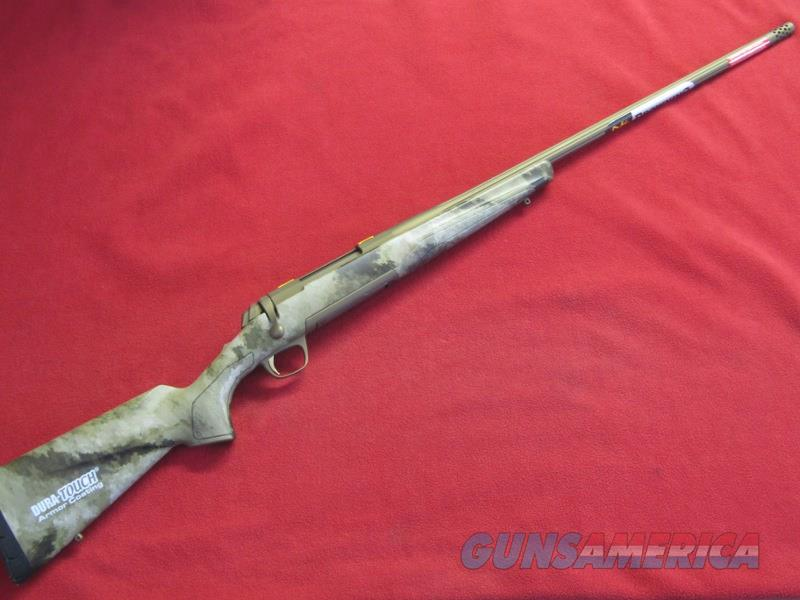 Browning X-Bolt Hells Canyon Long Range Rifle (.300 Win. Mag.)  Guns > Rifles > Browning Rifles > Bolt Action > Hunting > Stainless