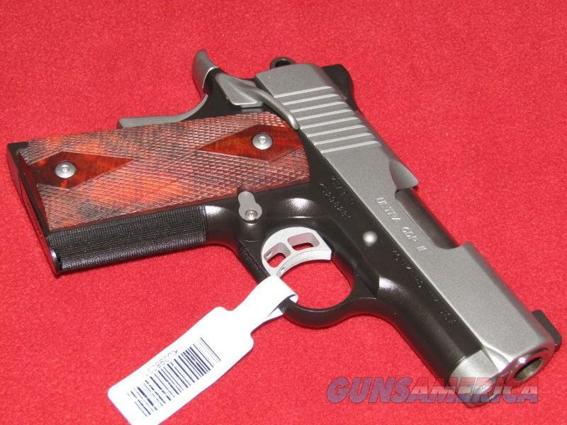Kimber Ultra CDP II 1911 Pistol (.45 ACP)  Guns > Pistols > Kimber of America Pistols > 1911