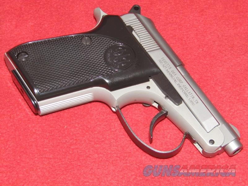 Beretta 21 Bobcat Inox Pistol (.22 LR)  Guns > Pistols > Beretta Pistols > Small Caliber Tip Out