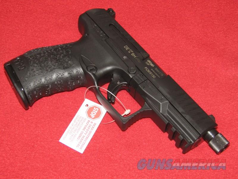 Walther PPQ M2 Navy Pistol (9mm)  Guns > Pistols > Walther Pistols > Post WWII > P99/PPQ