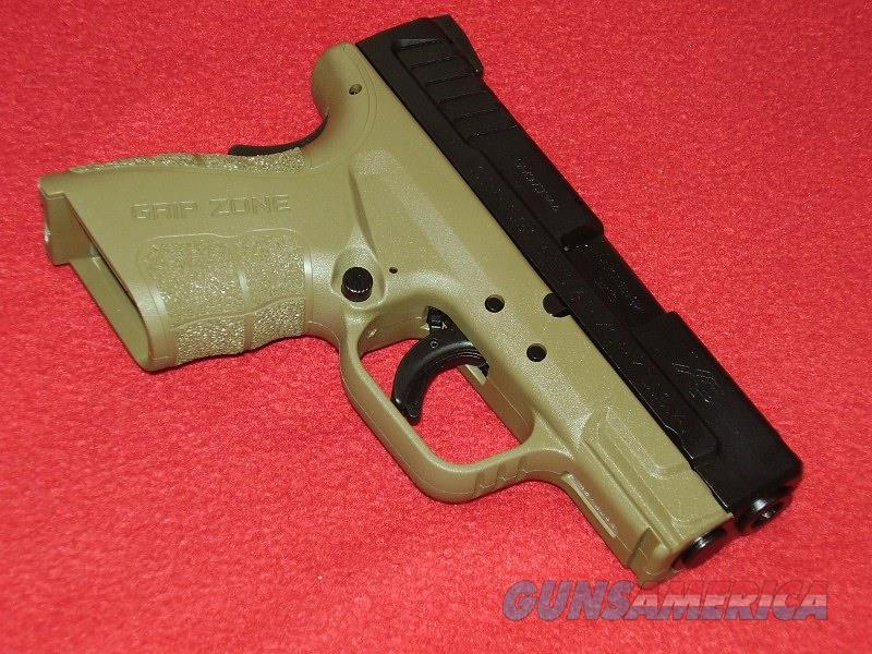 Springfield XD-9 Sub-Compact Pistol (9mm)  Guns > Pistols > Springfield Armory Pistols > XD (eXtreme Duty)