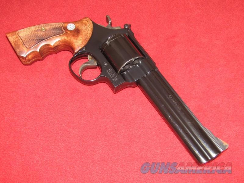 S&W 29-4 Revolver (.44 Mag.)  Guns > Pistols > Smith & Wesson Revolvers > Full Frame Revolver