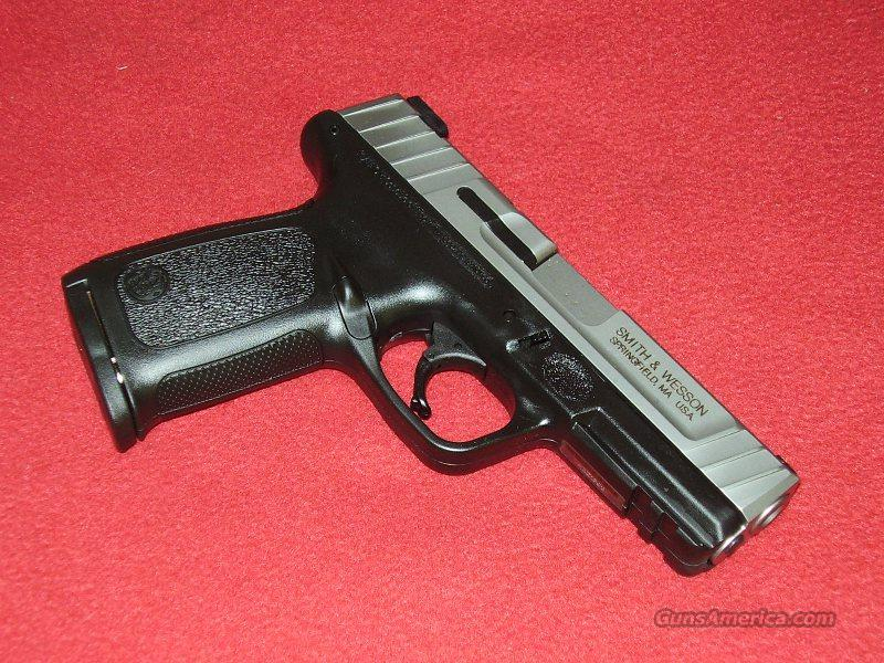 S&W Model SD9VE Pistol (9mm)  Guns > Pistols > Smith & Wesson Pistols - Autos > Polymer Frame