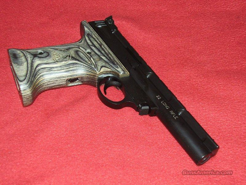 S&W Model 22A Target Pistol (.22 LR)  Guns > Pistols > Smith & Wesson Pistols - Autos > .22 Autos