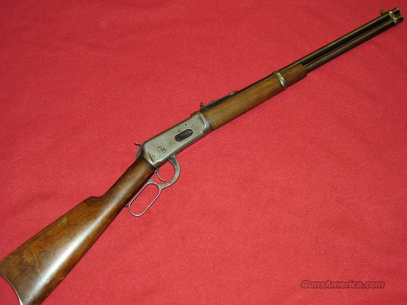 Winchester Model 94 Rifle (.32 WS)  Guns > Rifles > Winchester Rifles - Modern Lever > Model 94 > Pre-64