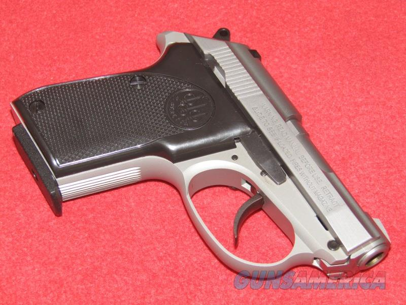 Beretta Tomcat Inox Pistol (.32 ACP)  Guns > Pistols > Beretta Pistols > Small Caliber Tip Out
