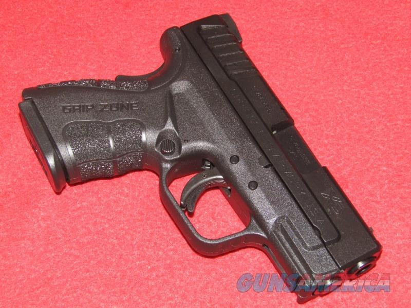 Springfield XD-9 Mod. 2 Sub-Compact Pistol (9mm)  Guns > Pistols > Springfield Armory Pistols > XD (eXtreme Duty)