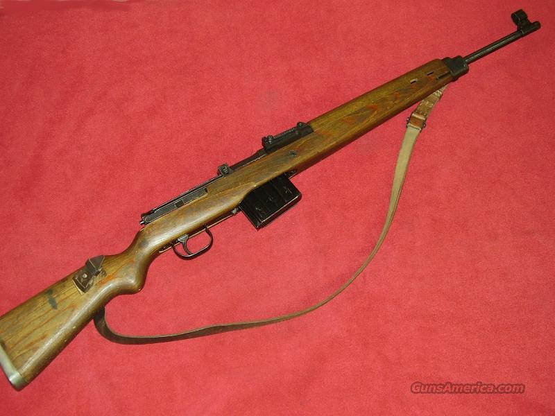 Walther G-43 Rifle (8mm Mauser)  Guns > Rifles > Walther Rifles