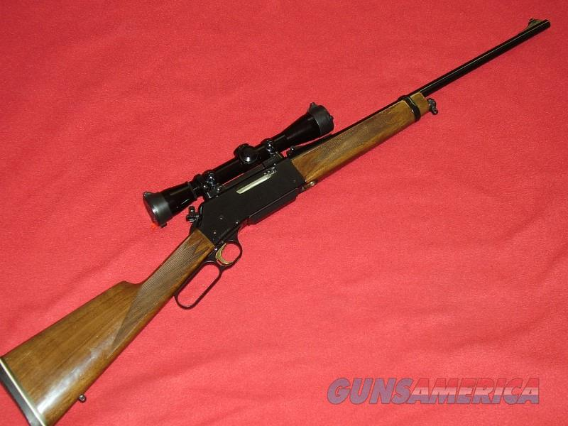 Browning BLR Rifle (.22-250)  Guns > Rifles > Browning Rifles > Lever Action