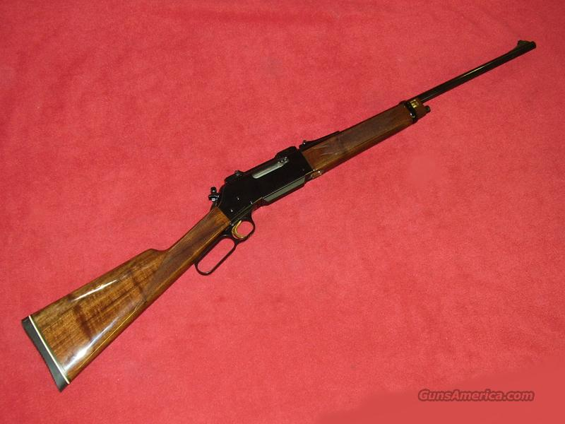 Browning Model 81 BLR Rifle (.243)  Guns > Rifles > Browning Rifles > Lever Action