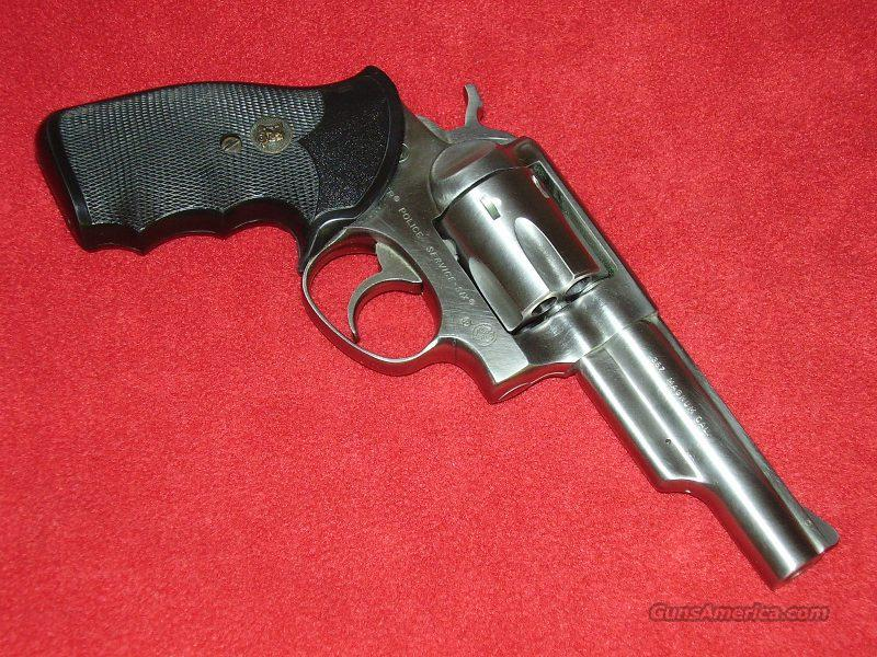 Ruger Police Service Six Revolver (.357 Mag.)  Guns > Pistols > Ruger Double Action Revolver > Security Six Type