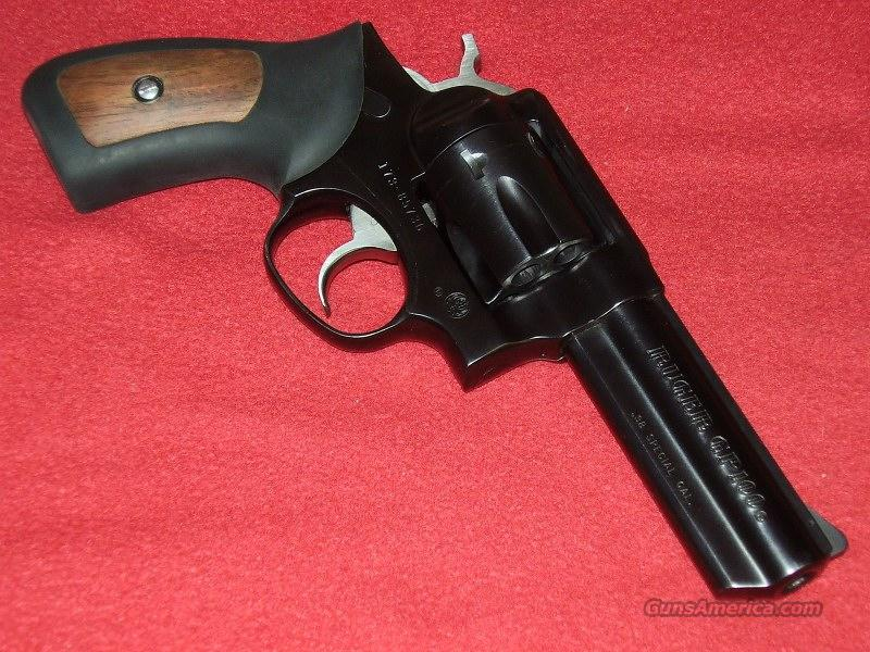 Ruger GP100 Revolver (.38 Special)  Guns > Pistols > Ruger Double Action Revolver > Security Six Type