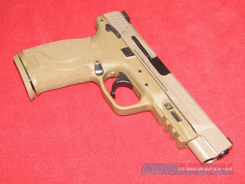 S&W M&P40 2.0 Pistol (.40 S&W)  Guns > Pistols > Smith & Wesson Pistols - Autos > Polymer Frame