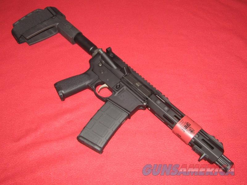 Springfield Saint Pistol (5.56mm)  Guns > Pistols > Springfield Armory Pistols > SAINT Pistol