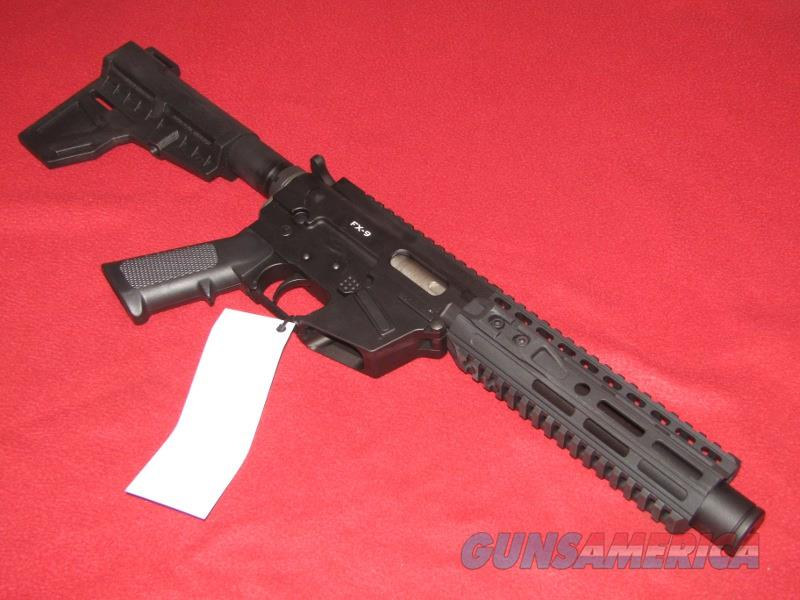 Freedom Ordnance FX-9 Pistol (9mm)  Guns > Pistols > Freedom Ordnance Pistols