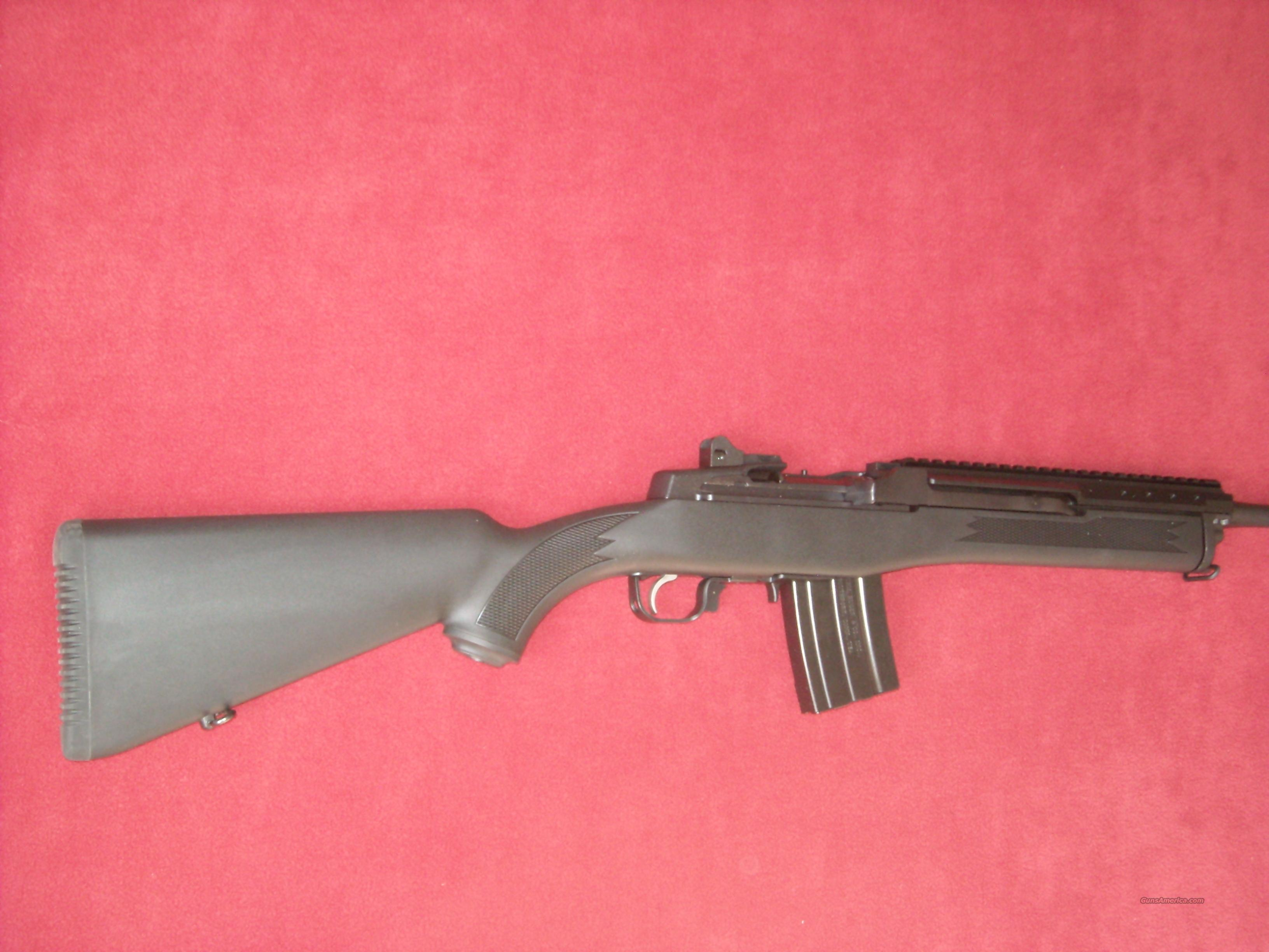 Ruger Mini 14 PC Ranch Hand .223cal  Guns > Rifles > Ruger Rifles > Mini-14 Type