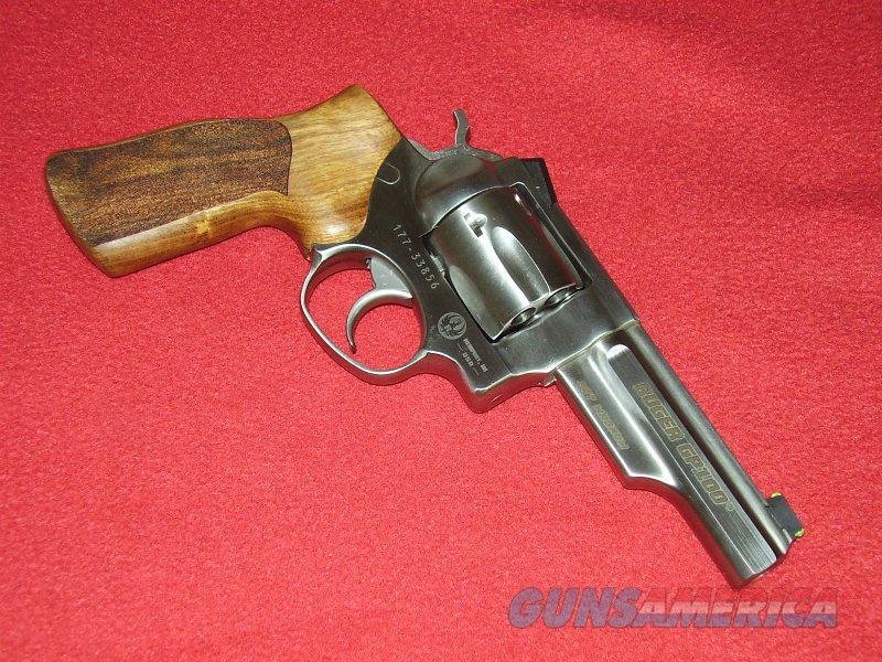 Ruger GP100 Match Champion Revolver (.357 Mag.)  Guns > Pistols > Ruger Double Action Revolver > Security Six Type