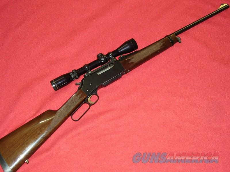 Browning BLR Model 81 Rifle (.308 Win.)  Guns > Rifles > Browning Rifles > Lever Action