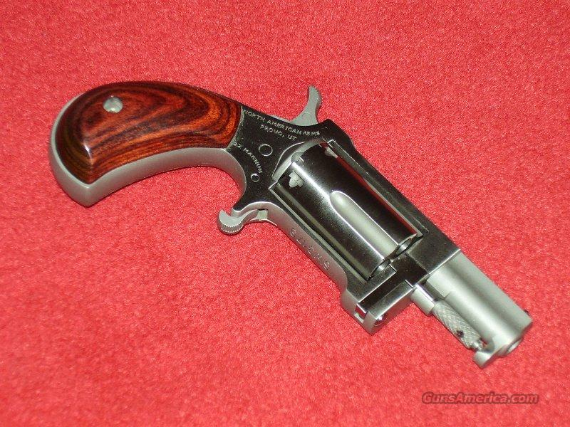 N.A.A. Sidewinder Revolver (.22 Mag.)  Guns > Pistols > North American Arms Pistols