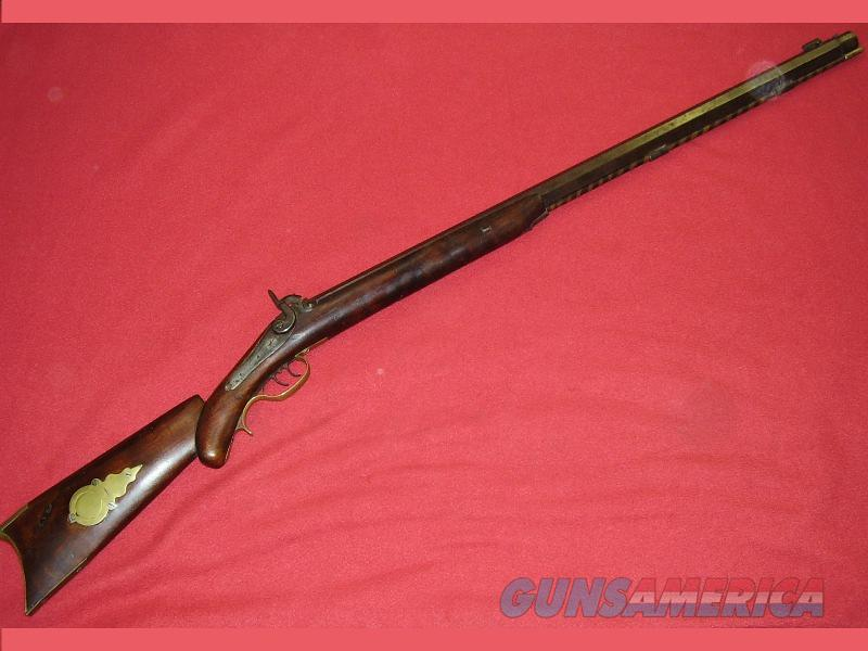 Ford Brothers Mid 19th Century Half Stock Rifle (.36 Cal.)  Non-Guns > Black Powder Muzzleloading